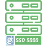Віртуальний хостинг - тариф SSD 5000 га