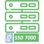Віртуальний хостинг - тариф SSD 7000 га