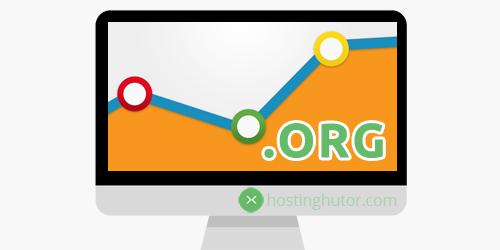 Летом домены org подорожают