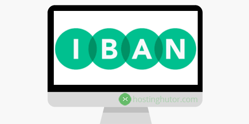 Starting January 13, only the new IBAN bank account standard is valid!