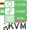 VPS SSD-A4
